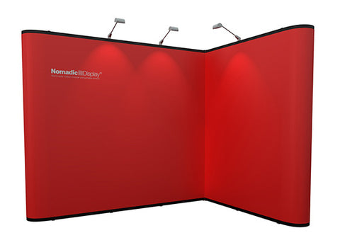 3 x 3m Modular Display Wall