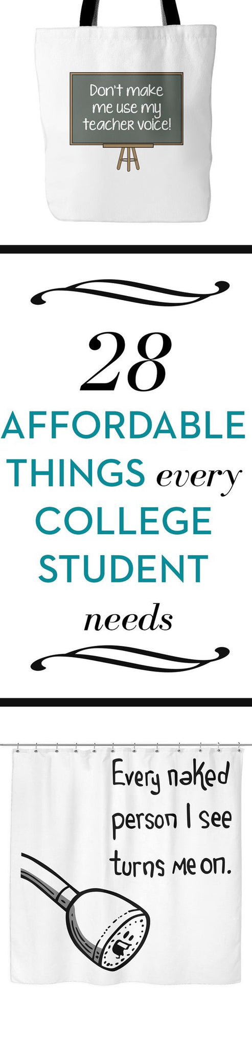 28 Affordable Things Every College Student Needs Blog | Sarcastic ME