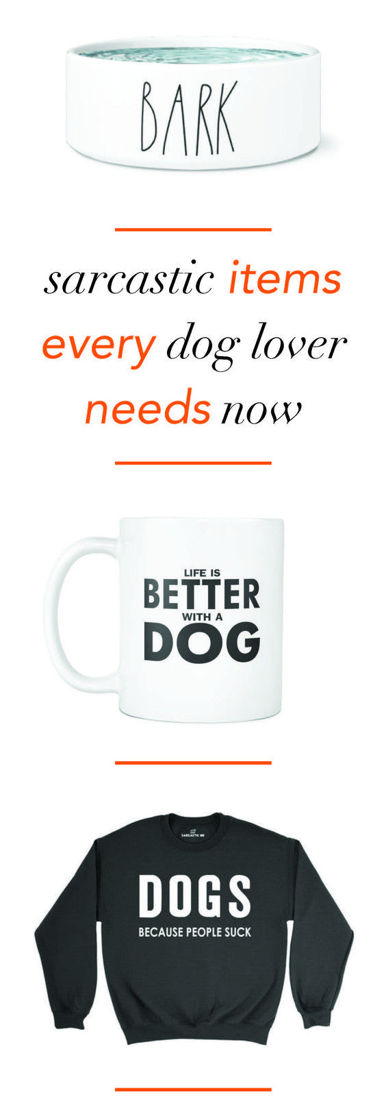 Sarcastic Items Every Dog Lover Needs Now | Sarcastic ME