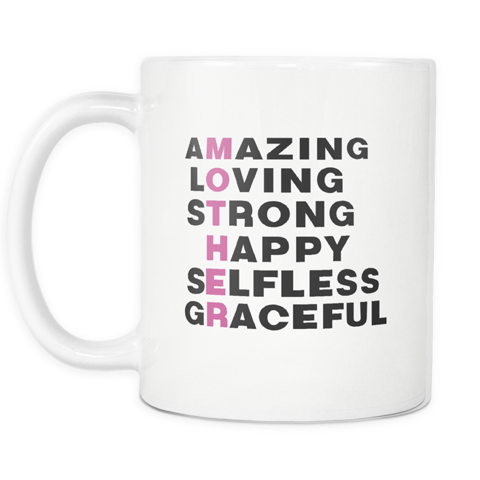 Amazing Loving Mother Mug | Sarcastic ME