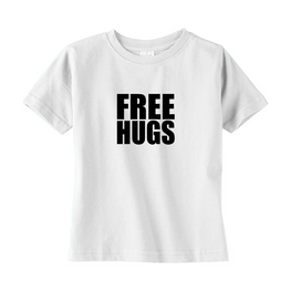 Free Hugs Toddler Tee