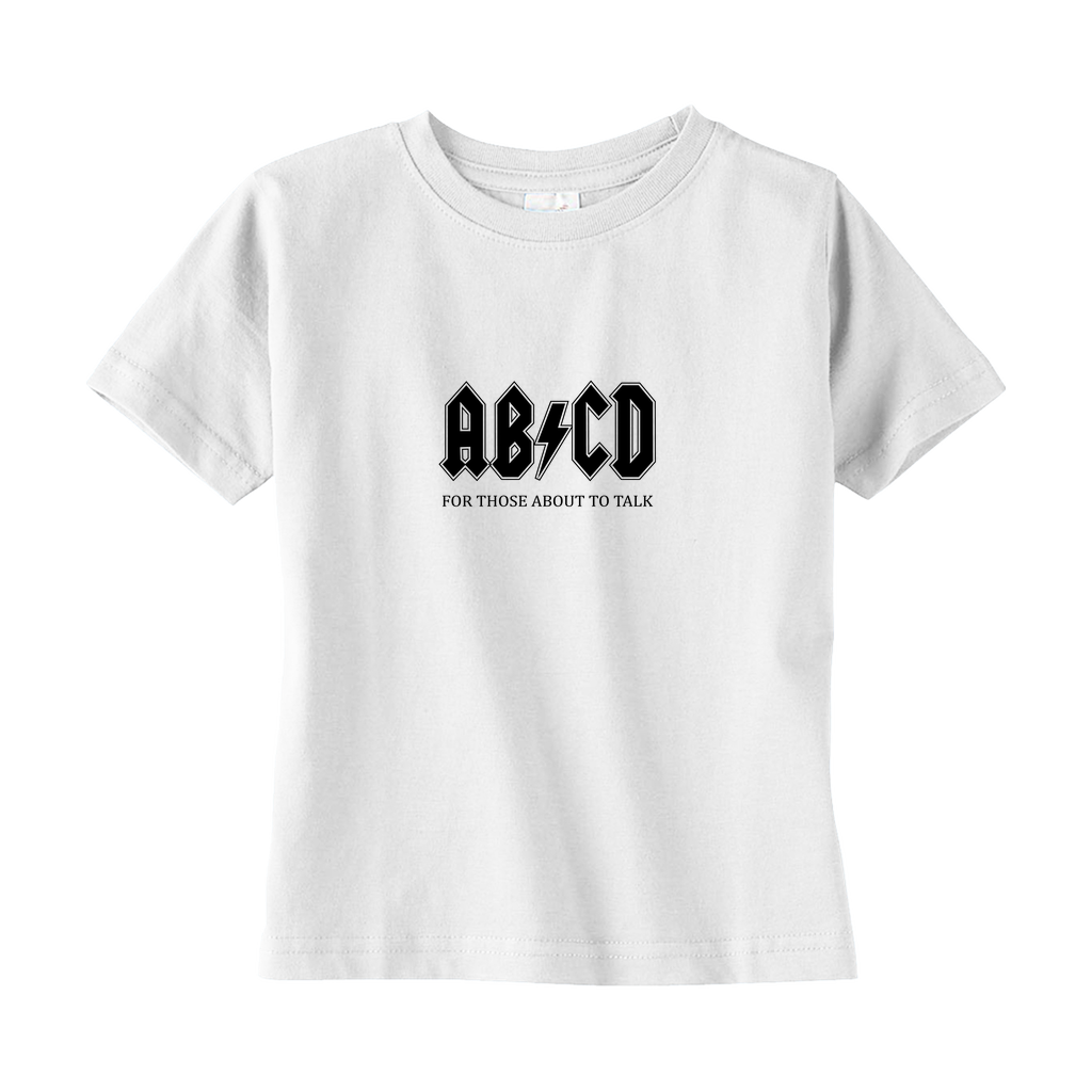 ABCD Toddler Tee