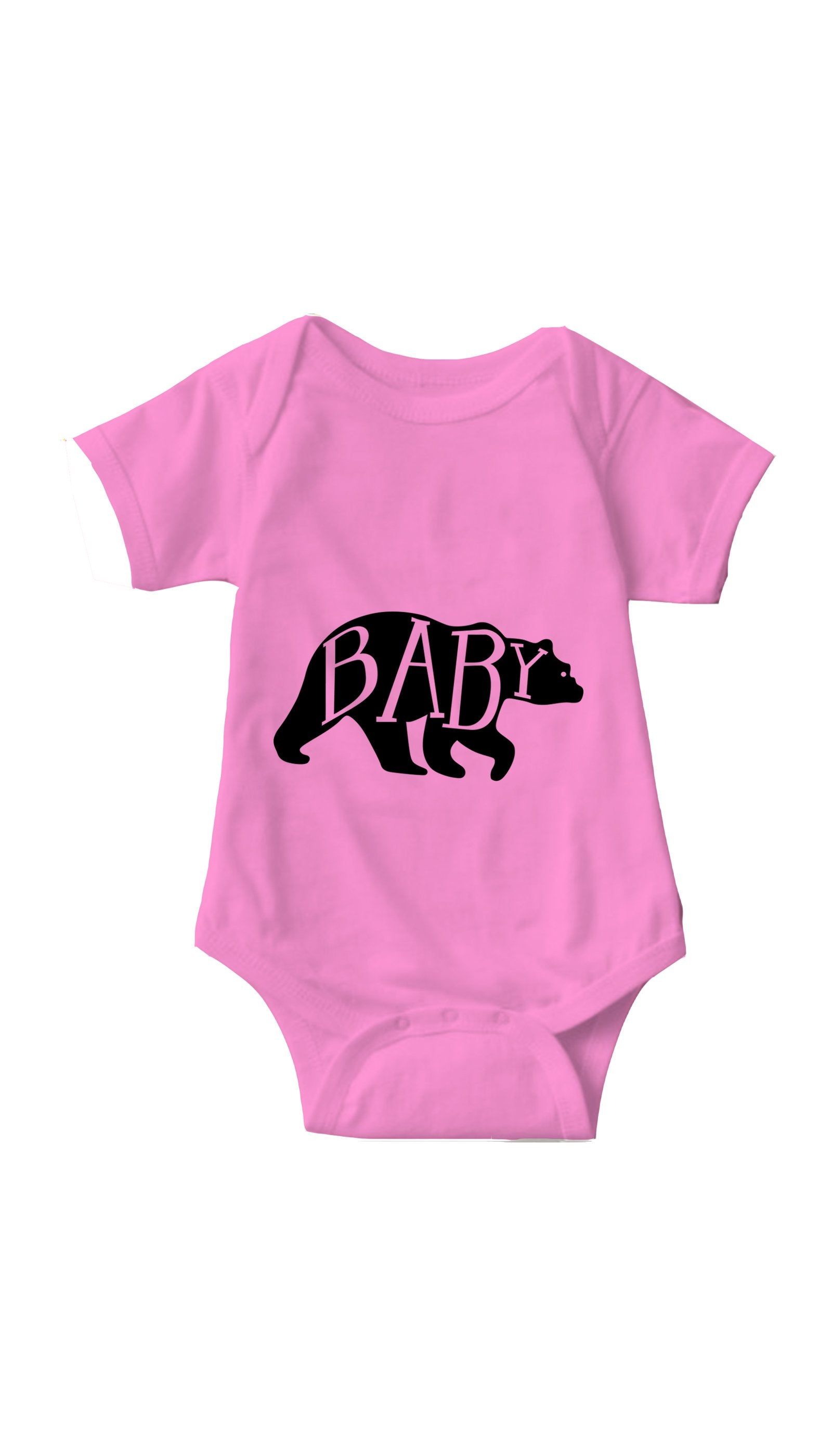 Baby Bear Pink Infant Onesie | Sarcastic ME