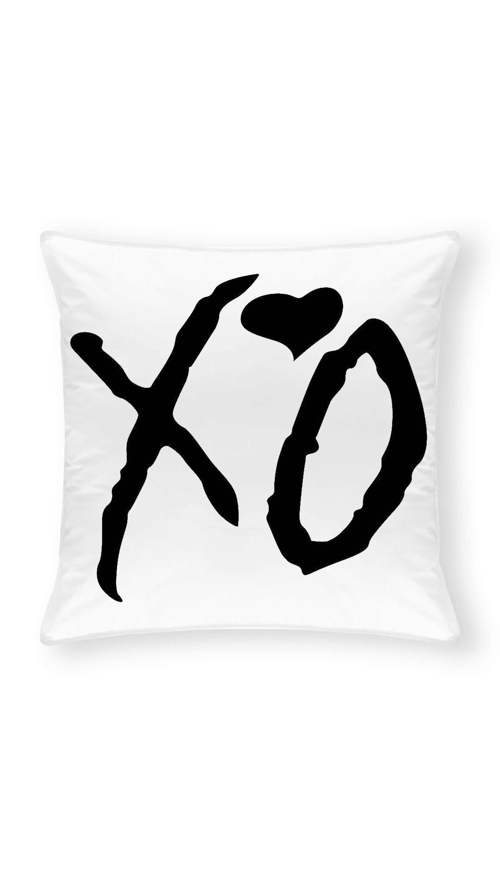 XO Throw Pillow | Sarcastic ME