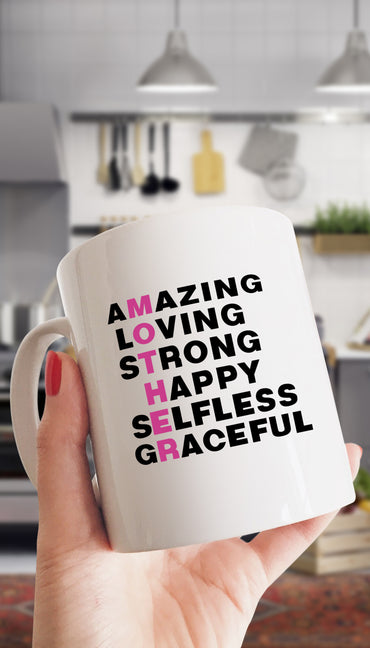 Loving & Amazing Gift For Mother Coffee Mug Funny Office Coffee Mug | Sarcastic ME