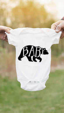 Baby Bear Cute Infant Onesie