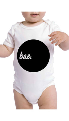 Bae Cute & Funny Baby Infant Onesie