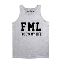 FML Food's My Life Unisex Tank Top