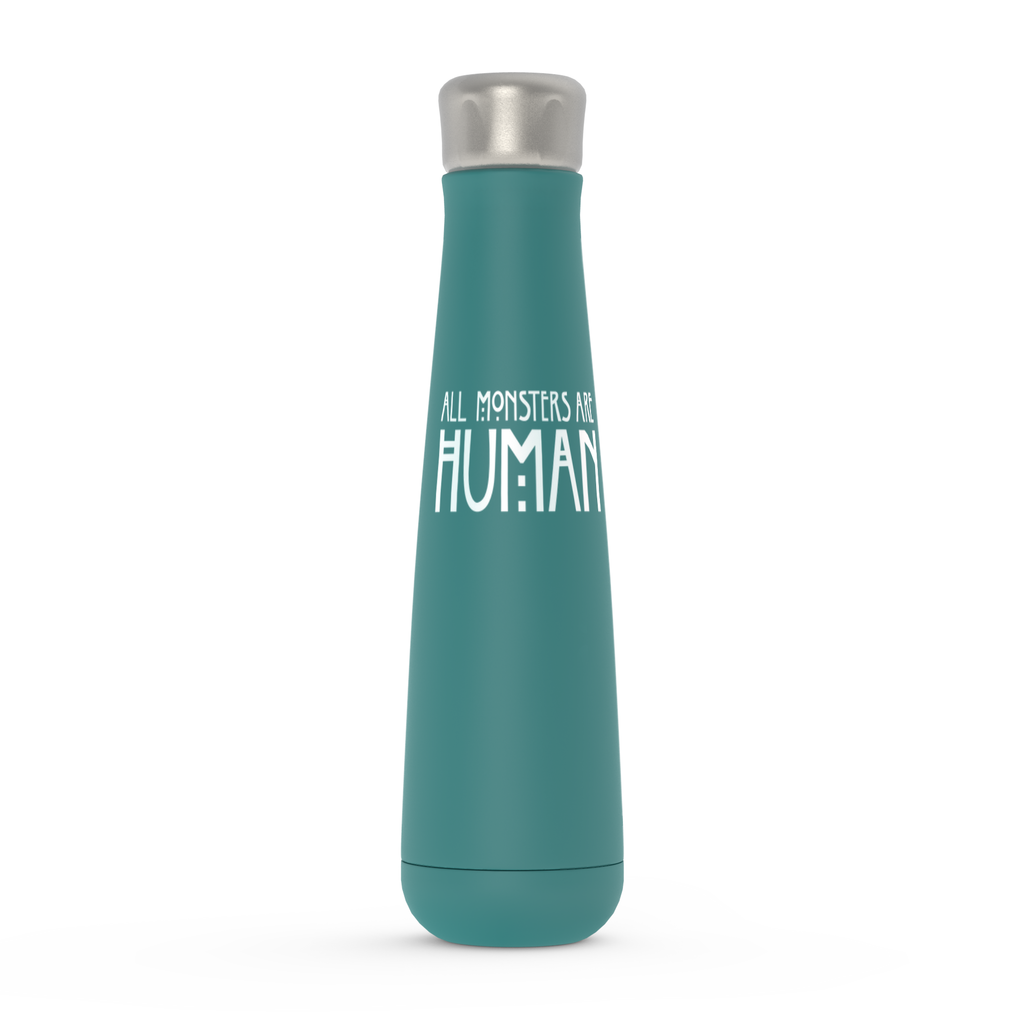 All Monsters Are Human Peristyle Water Bottles