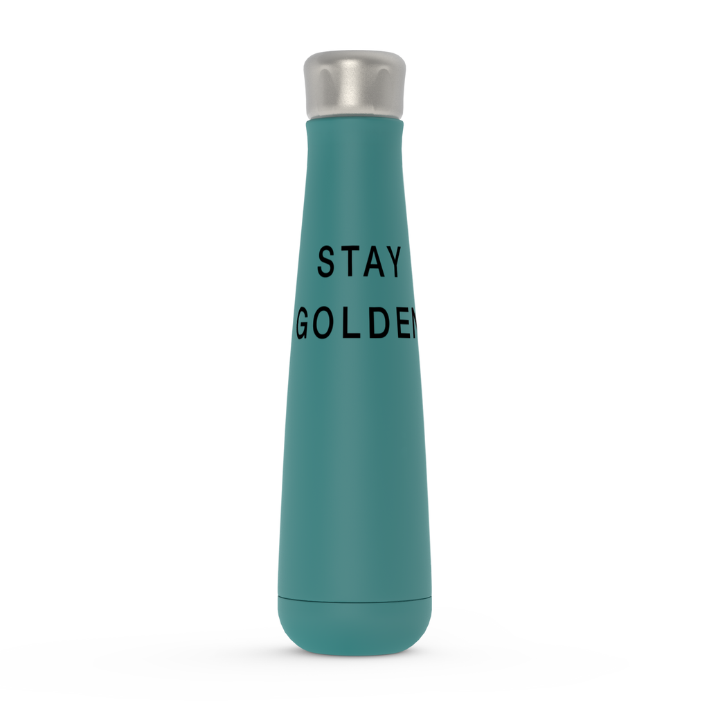 Stay Golden Peristyle Water Bottles