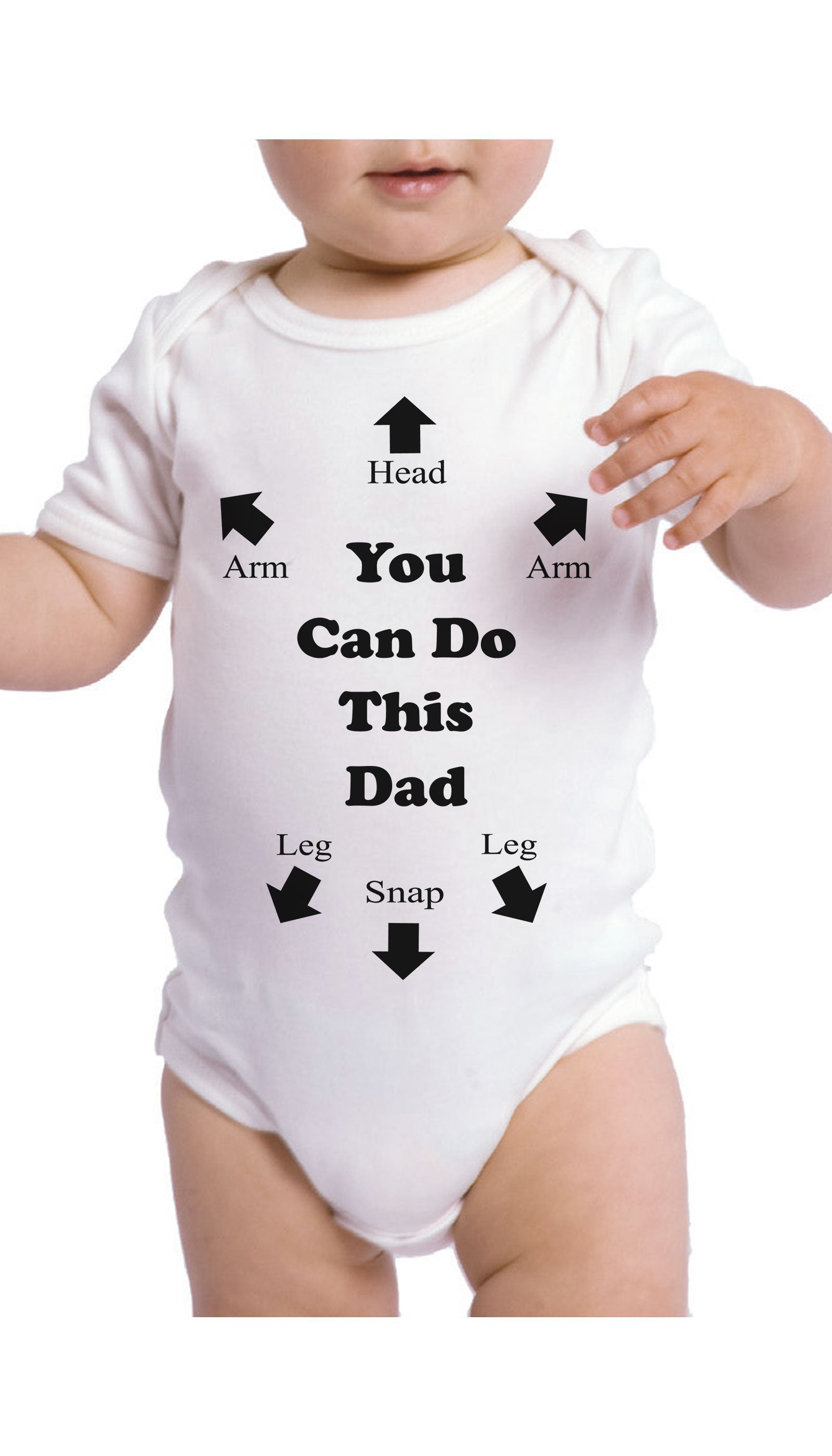 You Can Do This Dad Infant Onesie