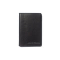 PASSPORT COVER BLACK