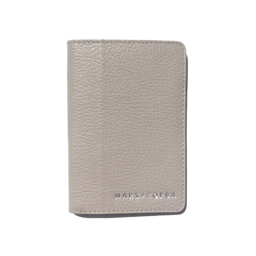 PASSPORT COVER LIGHT GREY
