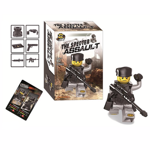 Urban Combat Soldiers - CLEARANCE SALE!