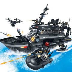 Image of S.W.A.T Attack Ship - FREE SHIPPING