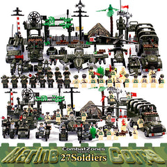 Image of Military Combat Set