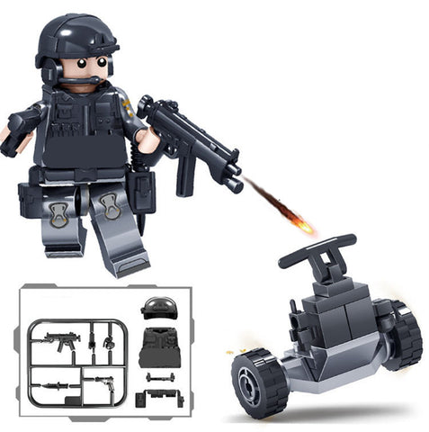 Ghost S.W.A.T Team - 50% OFF