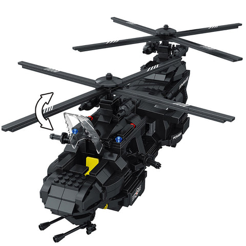 S.W.A.T Chopper & Team - FREE SHIPPING