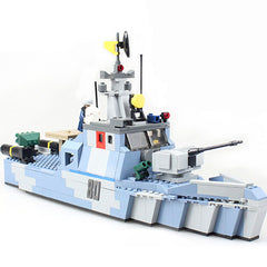 Image of Military Coast Guard Ship - CLEARANCE