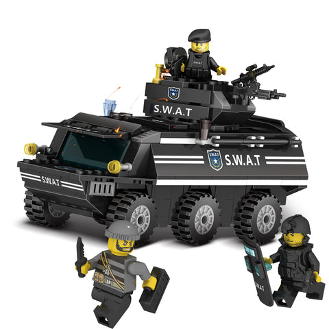 S.W.A.T Armored Vehicle
