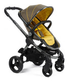 Peach Pushchair Honeycomb - Space Grey