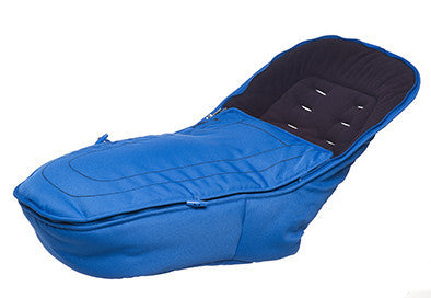 Peach3 Footmuff - Cobalt (Blue)
