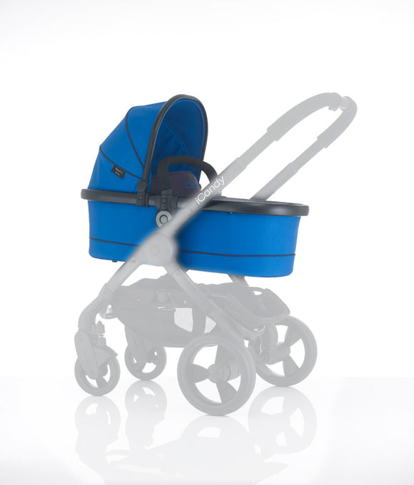 Peach3 Main Carrycot - Cobalt (Blue)
