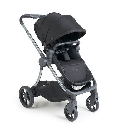 Lime Pram - Phantom Black