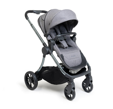 Lime Pram - Phantom Charcoal