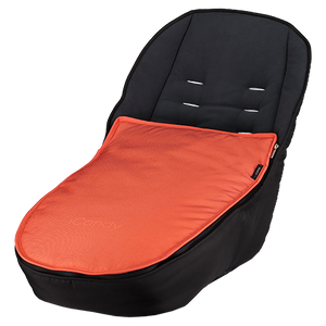 Orange Footmuff Flame
