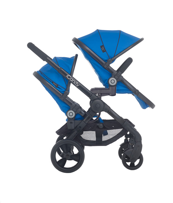 Peach3 Second Seat Cobalt (Blue)