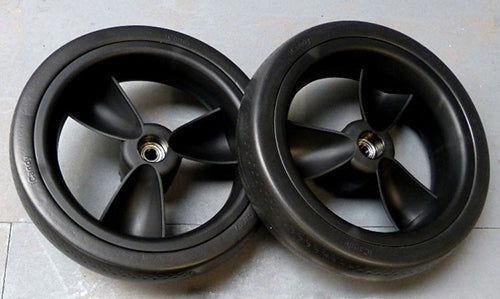 Peach EVA Wheels - Rear Wheels ONLY