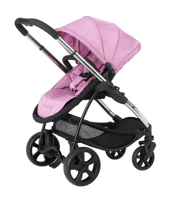 Strawberry 2 Pram and Carrycot Combo - Smoothie