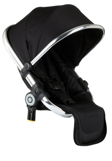 Peach Second Seat Black Magic 2 - Chrome
