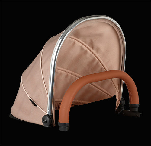 Peach Main Carrycot Companion Butterscotch