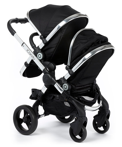 Peach3 Second Seat Jet (Black)