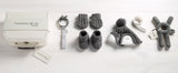 Newborn Gift Set Cosy Cable - Dark Grey