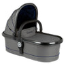 Peach Main Carrycot Moonlight - Space Grey