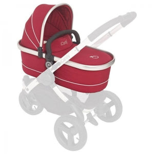 Peach Jogger Carrycot - Cranberry