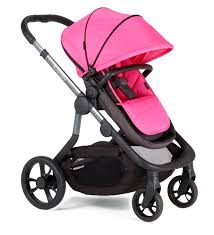 Orange Pram - Pop (pink) Bundle