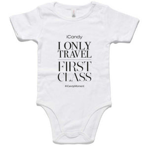 Onesie - I TRAVEL