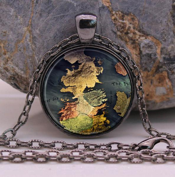 Westeros map pendant game of thrones galanti shop westeros map pendant game of thrones gumiabroncs Images