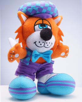 Floyd the Fox Plush Doll