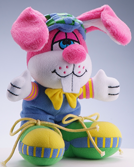 Ratchet the Rabbit Plush Doll