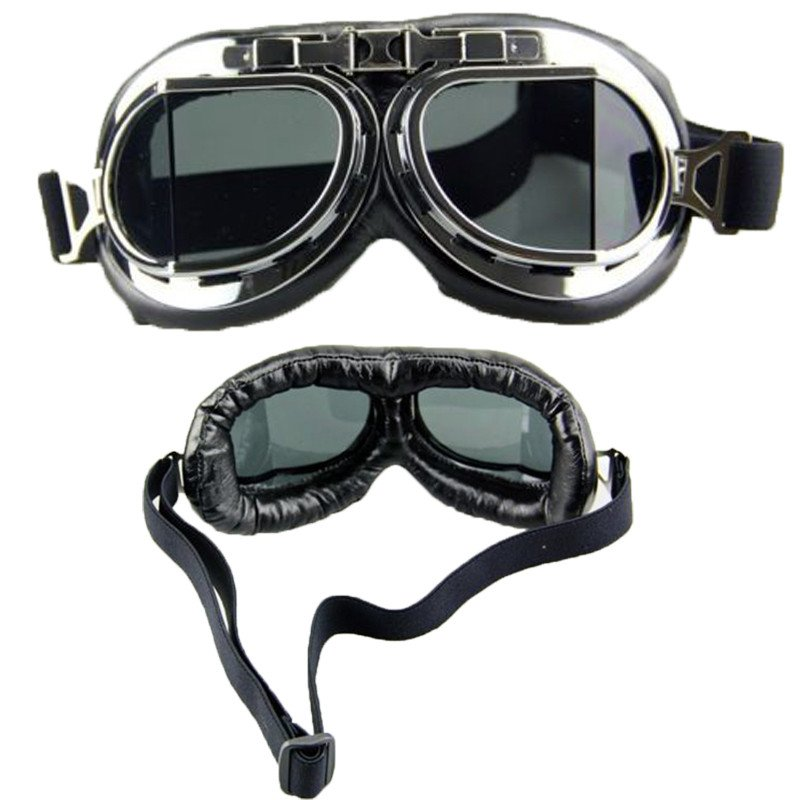 Steampunk Flying Scooter Goggles Multiple Colors - 4PointsShop