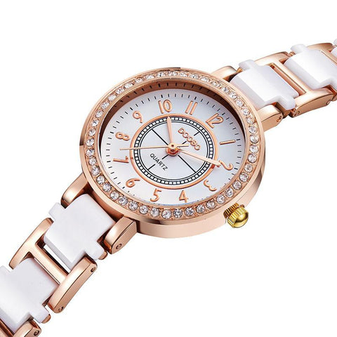 DOOBO Famous Brand Luxury Casual Quartz Ladies Watches - Timepiece