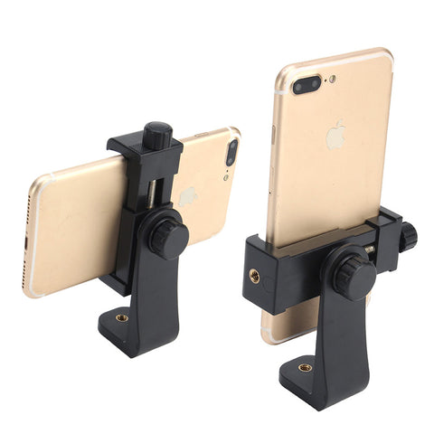 360 Adapter Tripod Cell Phone Vertical Holder For Smartphones