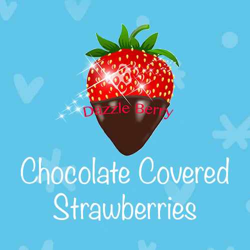 Dazzleberry: Gourmet Chocolate Covered Strawberries