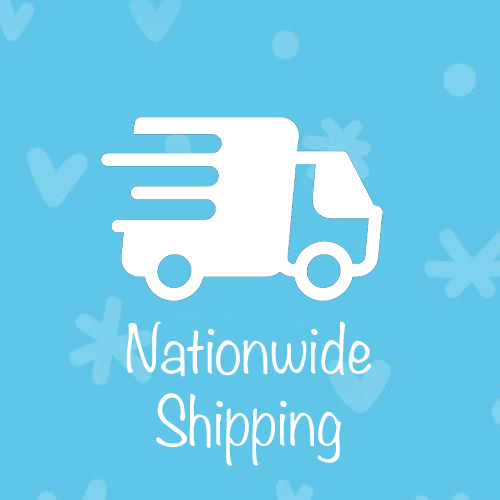 Nationwide Shipping!