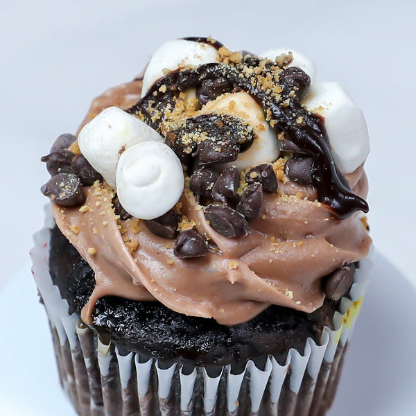 Choco Mallo Alcohol Infused Sin City Cupcakes Las Vegas